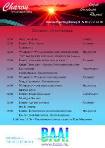 aankondiging Lezingen ed 10 september